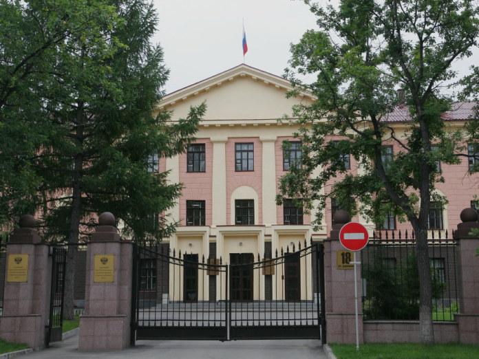 Сергей Меняйло полпредство СФО
