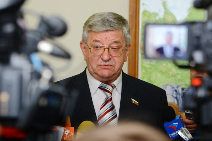 Миниатюра для: Ушел из жизни Алексей Беспаликов, один из самых опытных новосибирских политиков