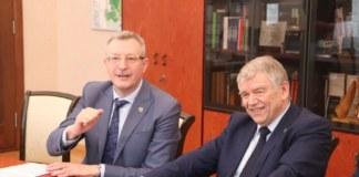 Пармон и Болдырев