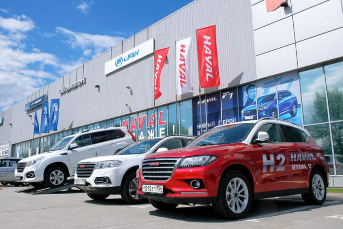 Миниатюра для: Лидеры по приросту: как китайские автомобильные бренды успешно покоряют Сибирь