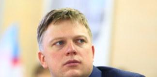 """Генеральный директор ПАО """"ОР"""" Антон Титов."""