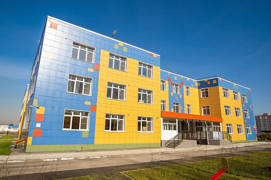 Детский садик в ЖК «Матрешкин двор»