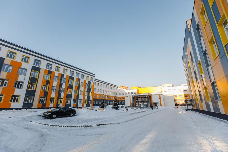 Школа в ЖК «Матрешкин двор»