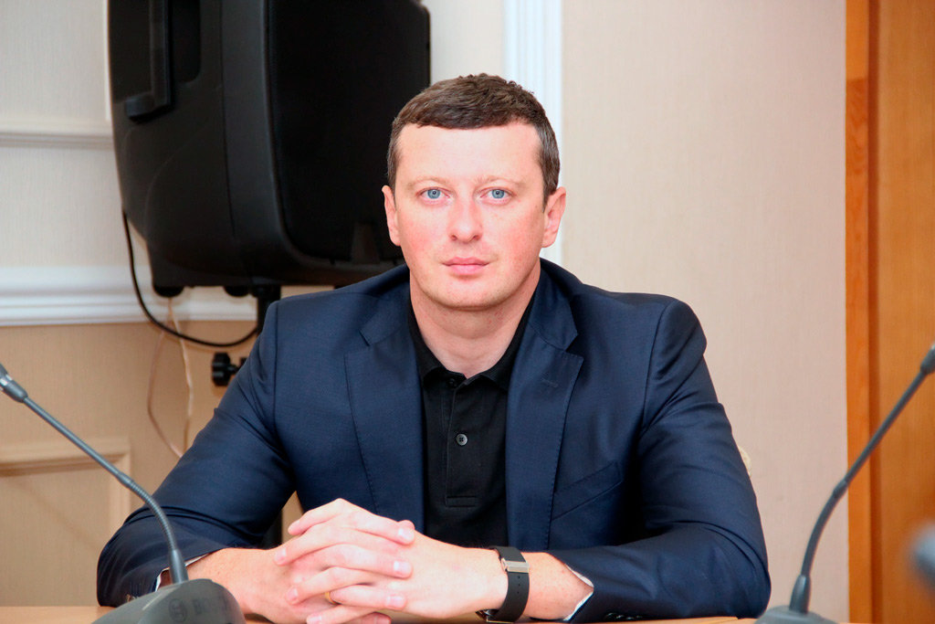 Директор СК «ВИРА-Строй» Михаил Постников