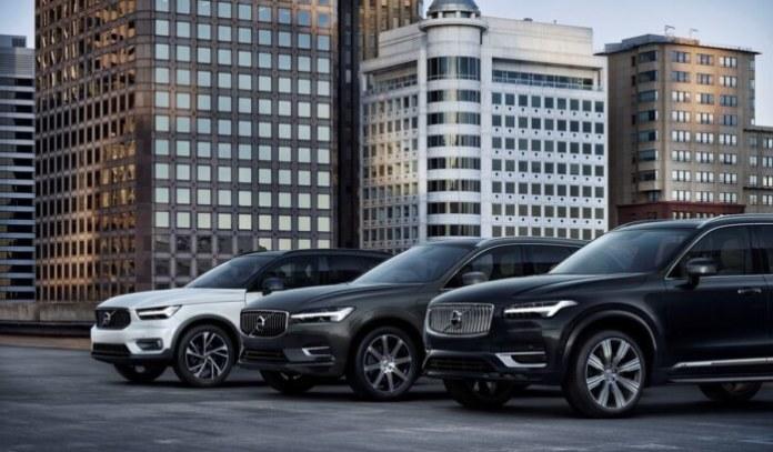 Миниатюра для: Volvo приглашает на тест-драйв в Новосибирске