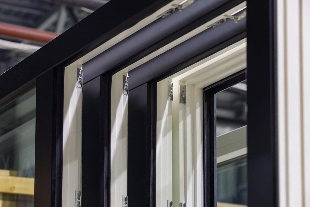 Новые дерево-алюминиевые окна от компании «Брусника» появятся в Новосибирске - Фотография