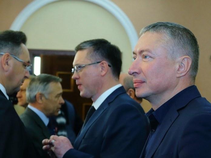 Миниатюра для: Глава Первомайского района Новосибирска уходит в отставку