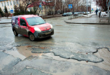 Качество дорог Новосибирска