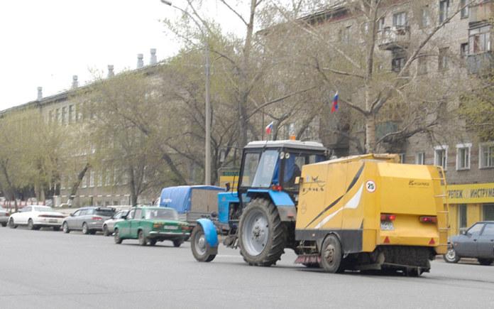 Миниатюра для: Аудиторы нашли неэффективное использование бюджета в уборке дорог Новосибирска