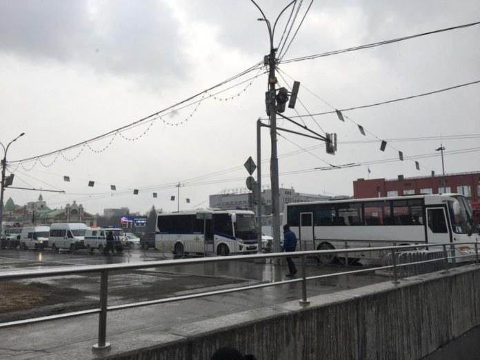Миниатюра для: Стало известно, какие участки улиц Новосибирска и в какие дни закроют из-за репетиции парада ко Дню Победы