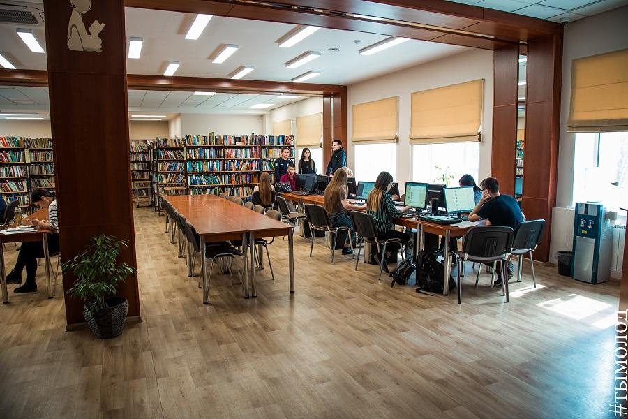 НГУЭУ библиотека