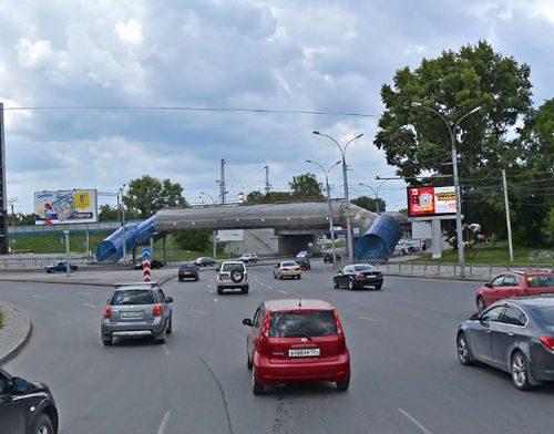 Миниатюра для: Власти Новосибирской области проконтролируют повышение пропускной способности площадей Труда и Энергетиков