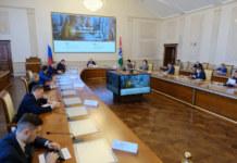 совещание руководителей цифровой трансформации в правительстве Новосибирской области