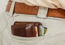 Деньги, взятка, кошелёк