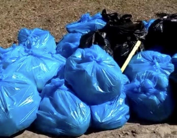 уборка мусора