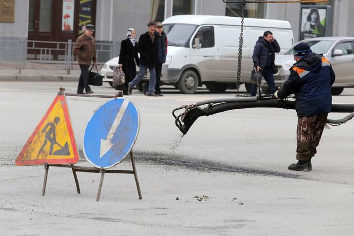 Миниатюра для: В мэрии Новосибирска назвали участки дорог для гарантийного ремонта