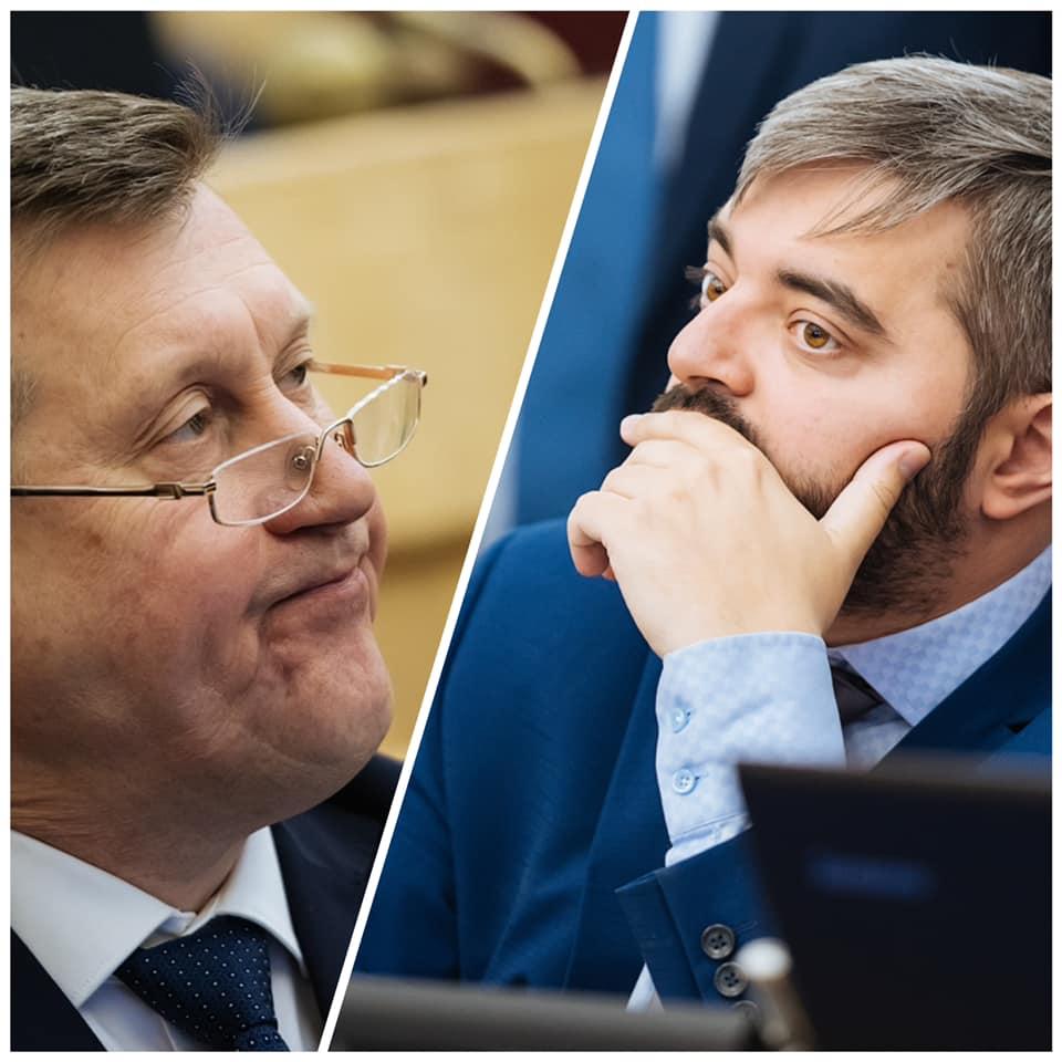 Украинцев и Локоть