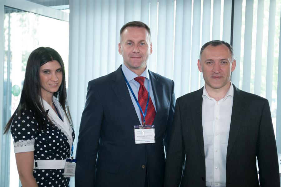 гендиректор Агентства инвестиционного развития Новосибирской области Александр Зырянов