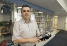 начальник отдела оперативного контроля УФНС по Новосибирской области Владимир ШАПОВАЛОВ