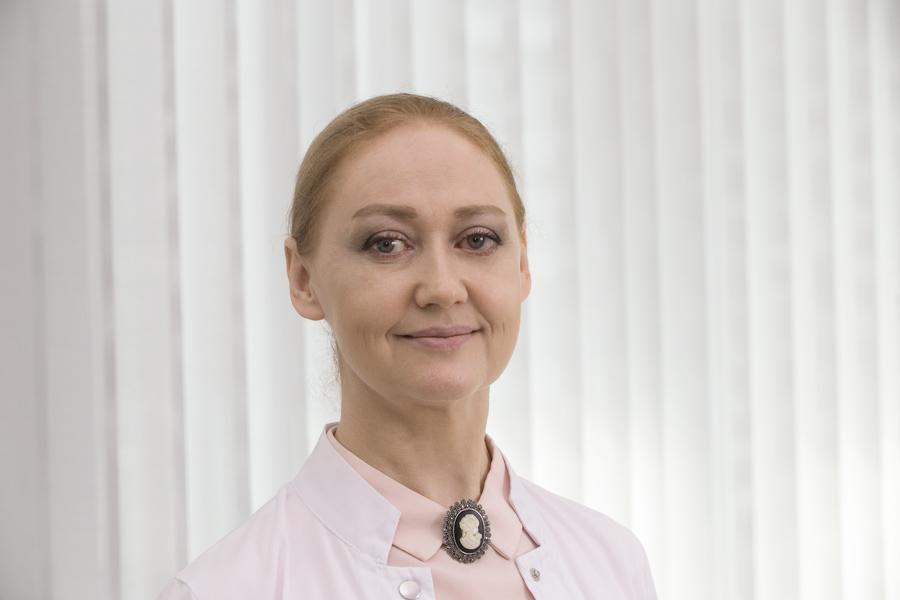 главный врач многопрофильного медицинского центра «5П Медицина» ЕЛЕНА ХОДЫКИНА