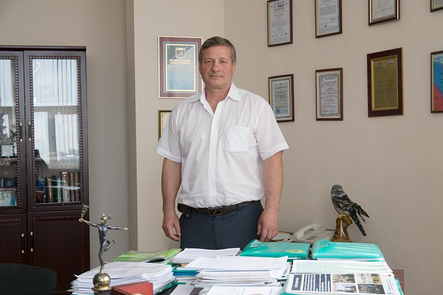 президент НГТПП ЮРИЙ БЕРНАДСКИЙ