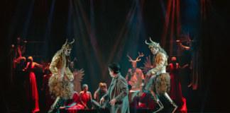 Спектакль «Хроники Нарнии. Племянник Чародея»