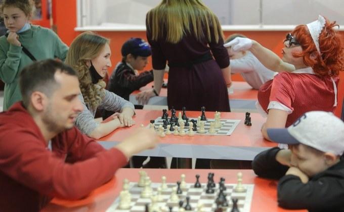 ночь музеев шахматы