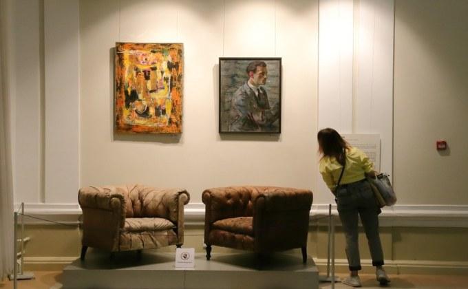 ночь музеев экспозиция
