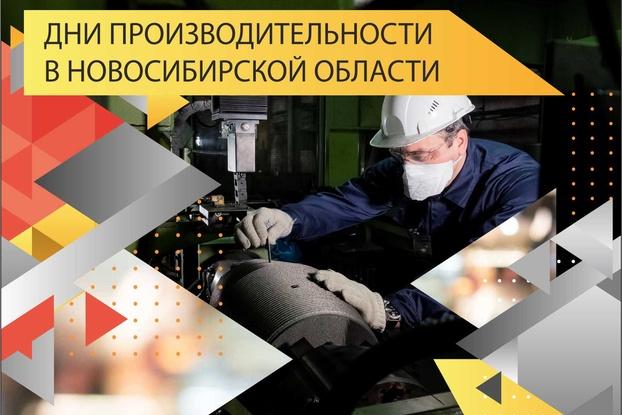 Миниатюра для: В Новосибирске пройдет масштабная стратсессия, посвященная нацпроекту «Производительность труда»