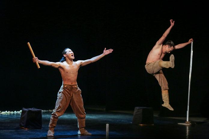 Спектакль-притча «Три светила»