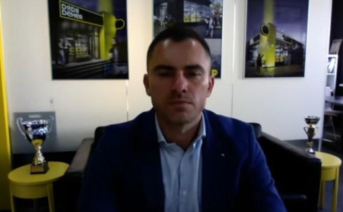 Миниатюра для: Основатель «Дяди Дёнера» Антон Лыков рассказал, как будет решать вопрос с кредиторами