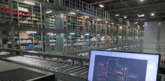 Логистический центр Ozon управление