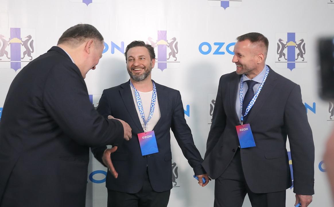 Логистический центр Ozon Зырянов Сёмка