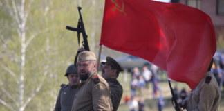 . Реконструкция подвига артиллериста из Новосибирска в боях за Псков