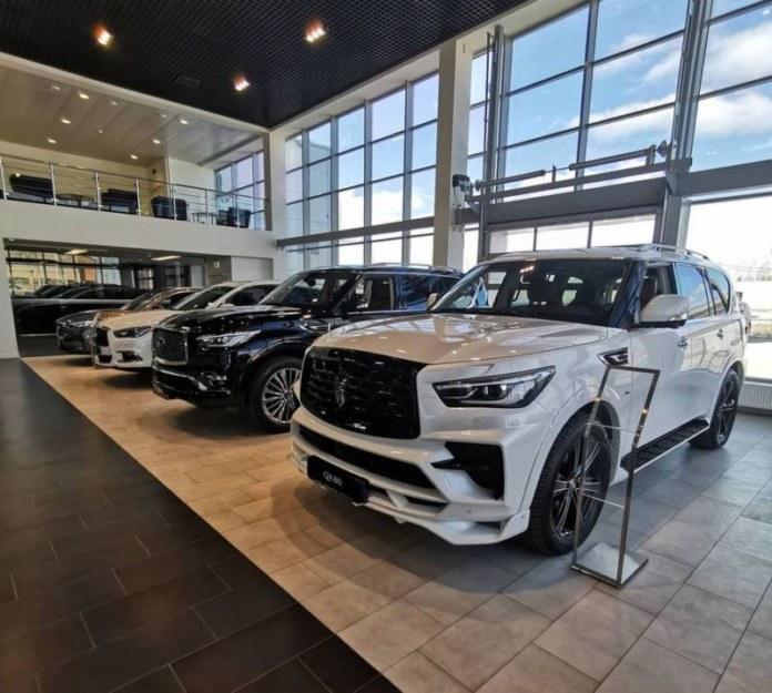 Миниатюра для: Премиальный автомобильный бренд объявил о поиске нового дилера в Красноярске