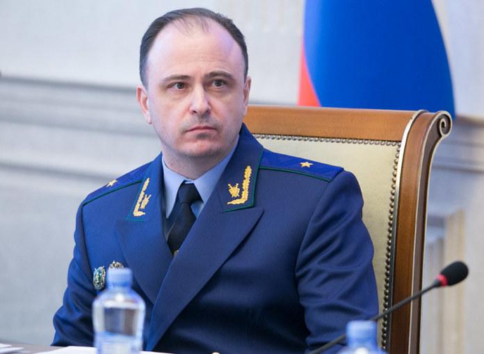 Миниатюра для: Заместитель прокурора Новосибирской области возглавил ведомство в УрФО
