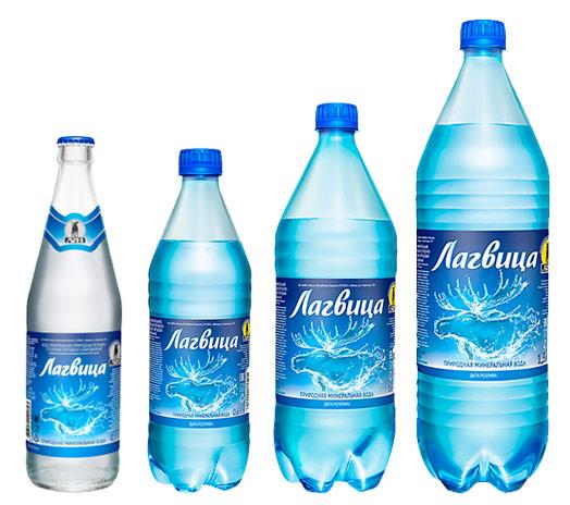 Лечебно-столовая вода «Лагвица»