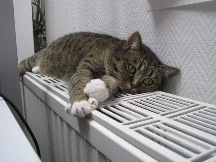 Отопление, батарея