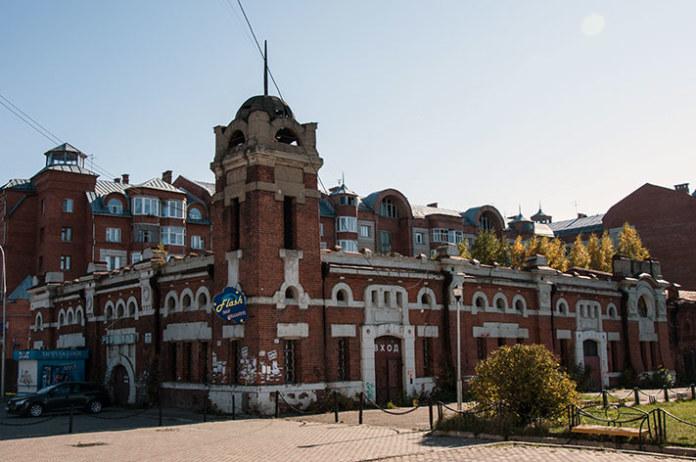 Миниатюра для: Новосибирские инвесторы отреставрируют историческое здание в Томске и откроют там бани
