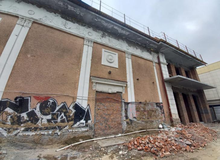 Реконструкция театра Афанасьева