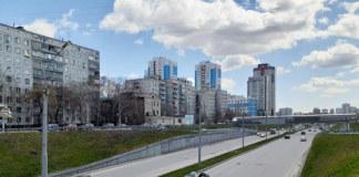 Ипподромская магистраль в Новосибирске
