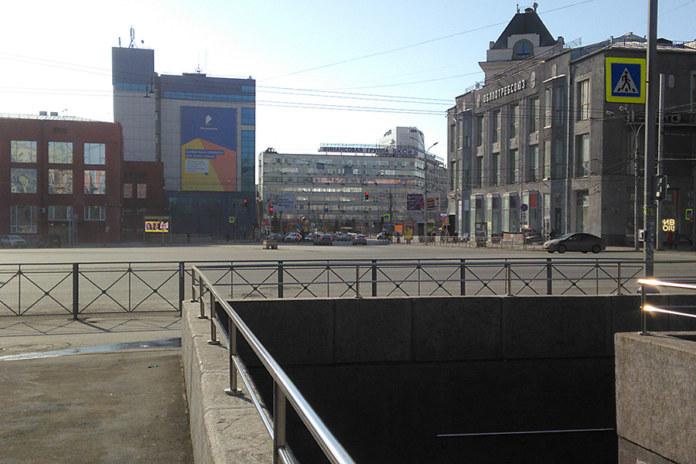Миниатюра для: В центре Новосибирска 5, 7 и 9 мая закроют станцию метро