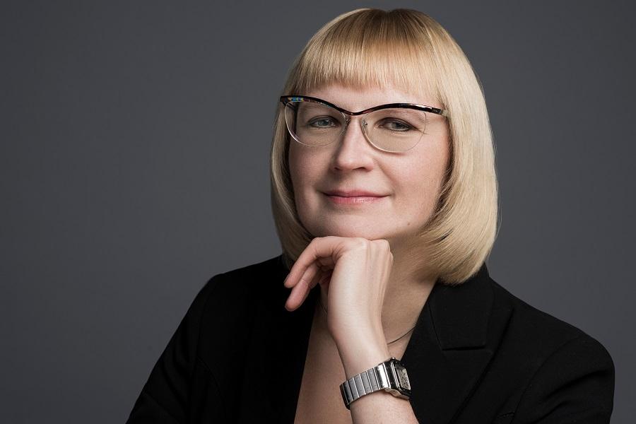 Ольга Наумова, генеральный директор «Восточного союза»