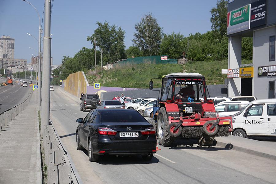 ремонт Ипподромской магистрали