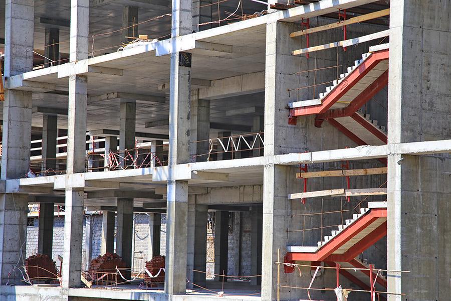 реконструкция гостиницы «Турист»