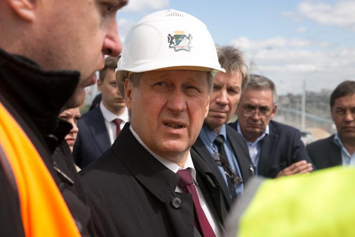 Миниатюра для: Основной объем работ по реконструкции площади Лыщинского в Новосибирске будет выполнен до конца года