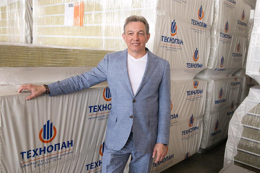 генеральный директор завода Технопан