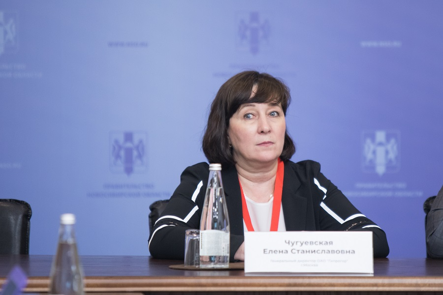 Елена Чугуевская