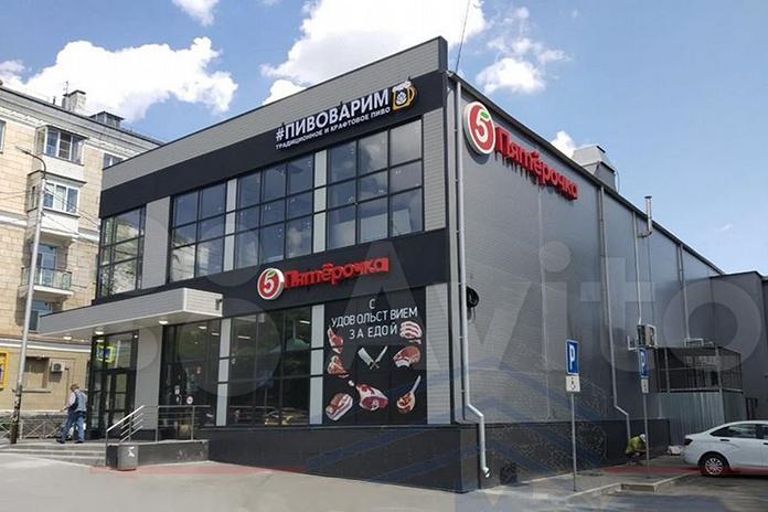 Торговый центр Новосибирск