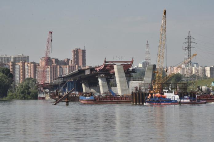 Четвертый мост Новосибирск